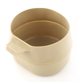 Wildo Fold-a-cup Borraccia Big beige